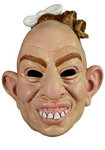 Freak Show Costumes For Halloween (Trick or Treat Studios Men's American Horror Story-Pepper Mask, Multi, One)