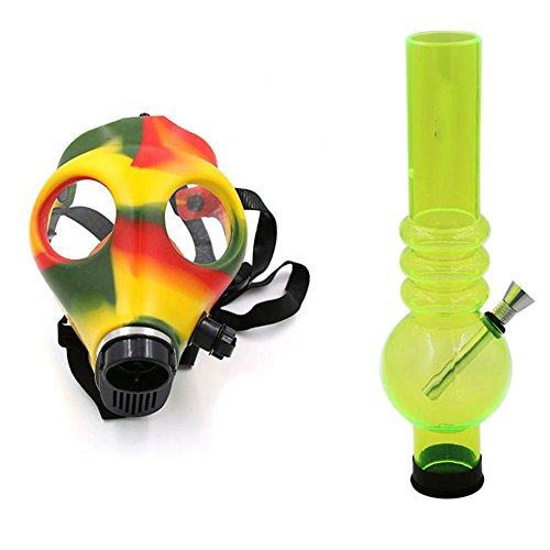 gas mask for smoking - 5