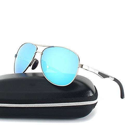 Clásicas Polaroid Gafas Antideslumbrantes Que Gafas Moda FKSW HD Conduce Polarizadas De Lentes del Magnesio Aluminio Los Color De Sol Hombres Lentes Piloto 8qxOxAwFd