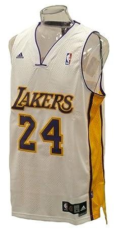 adidas - Camiseta de baloncesto, diseño de Kobe Bryant #24 ...