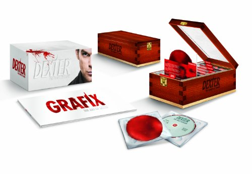 Dexter: The Complete Series Collection by Unknown