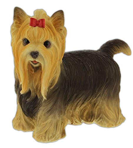 Border Concepts Nature's Gallery Pet Pals (Yorkshire Terrier with Bow)