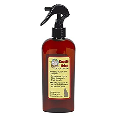Just Scentsational Coyote Urine Small Pest Repellent