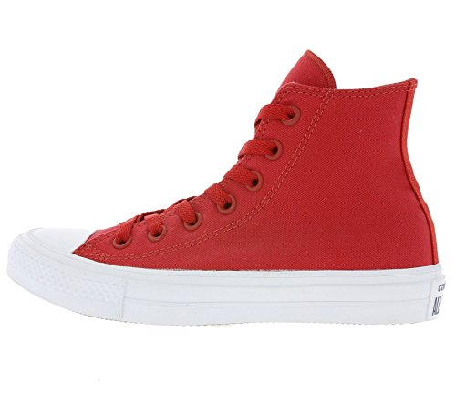 Ii Rot Pour Star Gymnastique Chuck Chaussures Femmes Hi De Converse Taylor All qESBxB
