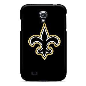 New Design Shatterproof ZuM1850JfNp Case For Galaxy S4 (new Orleans Saints 3)