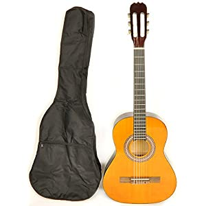 3/4 Size Wide Neck Acoustic Guitar