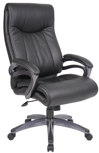 boss-office-products-b8661-double-layer-executive-chair-in-black