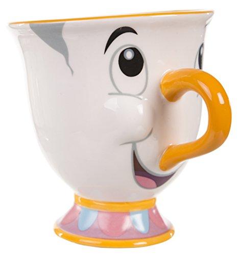 Disney Paladone Beauty and The Beast Chip Mug]()