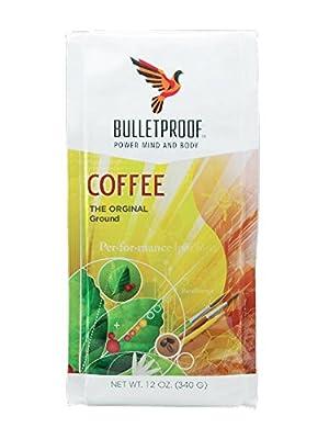 Bulletproof Coffee,Ground 12 Oz (Pack Of 6) from Bulletproof