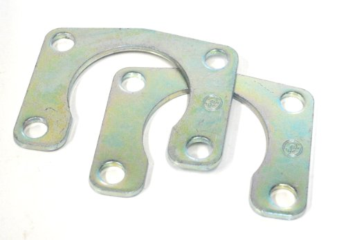 Moser Engineering 9750 Retainer Plate for Small and Big Ford New Style/Torino - Pair