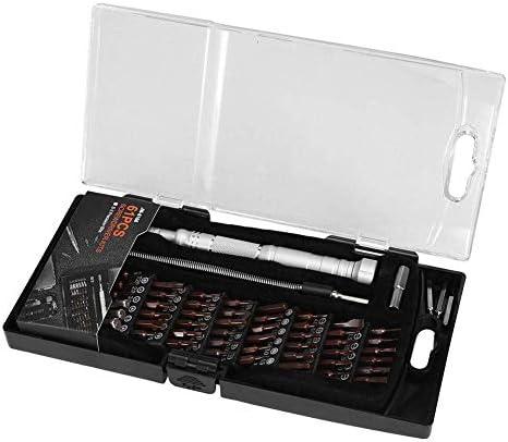 CHUNSHENN ツールボックス 工具箱 1多機能ドライバーキットセットプロフェッショナル修復キットハンドツールで1スクリュードライバーキットセットプロフェッショナル修復キットハンドツール、61で61