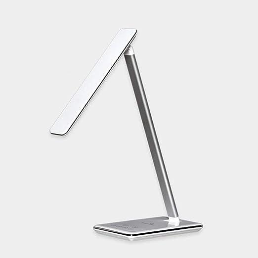 YyiHan Lámpara Escritorio LED, lámpara Escritorio trabajoDe Mesa ...