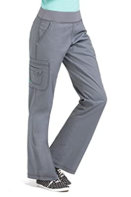 Med Couture Women's 'Yoga Pant' Scrub Bottoms