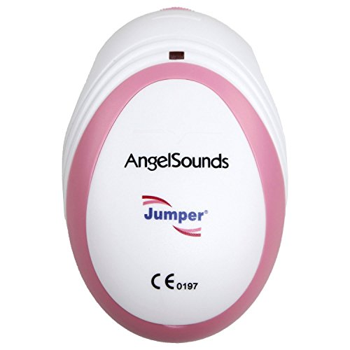 Baby Monitor Sound Amplifier - Hear Your Baby's Kicks & Noise in Womb - FDA Approved - Perfect Baby Shower ()