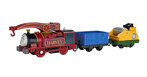 Trackmaster Thomas Train (Fisher-Price Thomas & Friends TrackMaster Helpful Harvey)