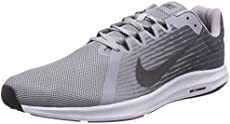 709acd637fbe Nike Mens DOWNSHIFTER 7. Nike Mens Downshifter 7 Wolf Grey RED Stealth …