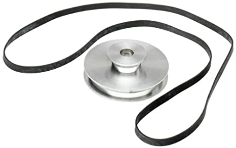 Pro-Ject 3851 Polea de repuesto para tocadiscos, 78 RPM ...