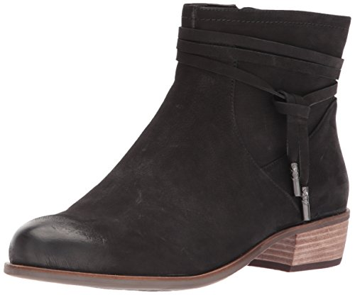 Aerosoles River Women's Black US Boot Ankle Nubuck M West 11 SOSxRwqrE