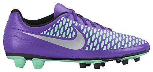 Magista Glow Herren Dynasty Purple Silver Fußballschuhe Ola Metallic FG Grape Nike Purple Green Hyper TpURU