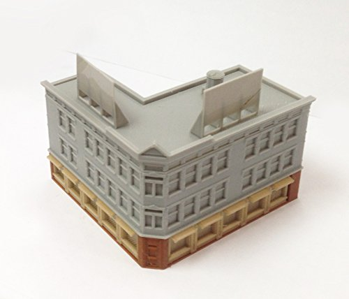 Outland Models Train Railway Layout City Classic Corner, used for sale  Delivered anywhere in USA