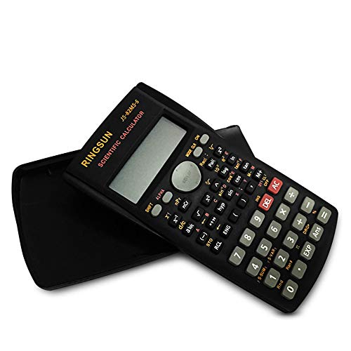 Mini Multifunction Calculator, Scientific Calculator Used for Daily Calculation Student Exam Investment Reuseable with Built-in Two Button Batteries (Best Salary Calculator App)