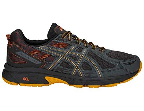 ASICS Gel-Venture 6 MX Men's Running Shoe, Phantom/Sunflower, 9.5 M US