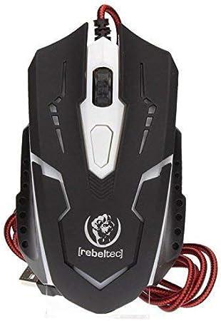 Optische Pc Gaming Maus Cobra 2400 Dpi Mit Kabel Elektronik