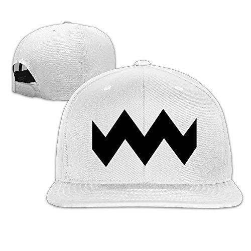 YLSD Charlie Brown Wavy LinesCLASSIC Men Women Baseball Adjustable Cap Baseball Caps White (Accessories Taylor Guitar Swift)