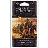 Fantasy Flight Games A Game of Thrones LCG: Someone Always Tells Chapter Pack