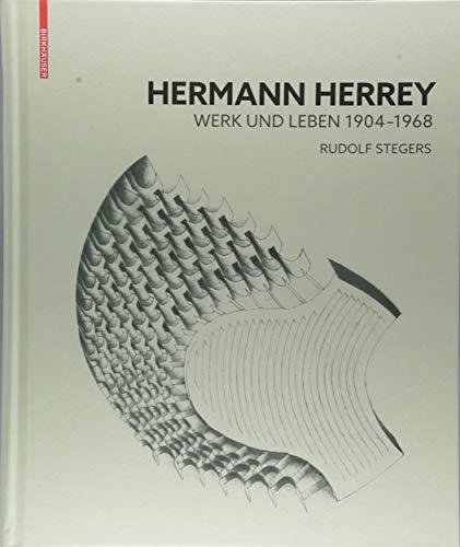 Hermann Herrey Werk Und Leben 1904-1968  [Stegers, Rudolf] (Tapa Dura)