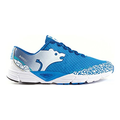 KARHU FLOW 6 IRE MENS (8 USA - 41,5 EUR) (BLUE/WHITE/SILVER)