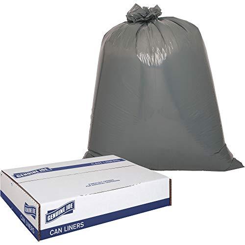 Genuine Joe Maximum Strength Trash Can Liner ()