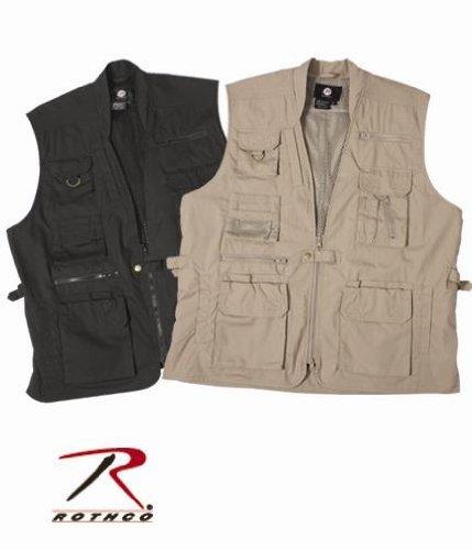 (Plainclothes Concealed Carry Vest-Khaki- XX-Large)