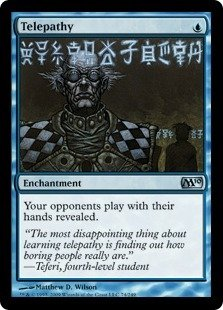 Magic: the Gathering - Telepathy - Magic 2010