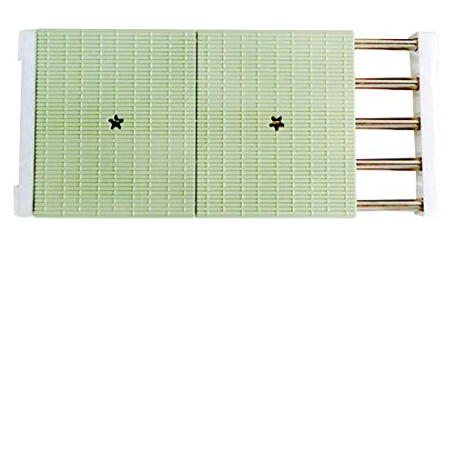 Wardrobe Layered Partition,Storage Rack Dormitory Finishing Frame Nail-Free Storage Layered Partition Shrink Plate-a M