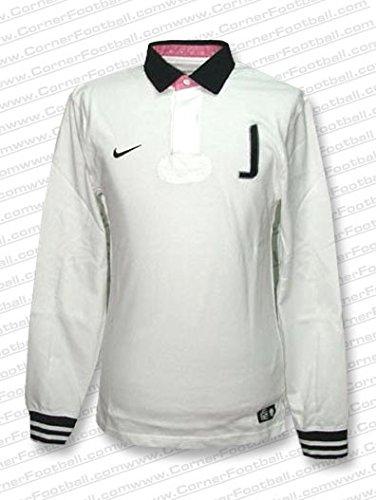 Nike - Juventus Polo M/L 11/12 Hombre Color: Blanco Talla: S ...