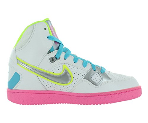 Schuhe Nike Mid metallic White Of Son Force Silver 100 pink 616303 white Glow daTWwaUgqn