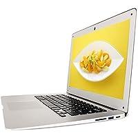 Jumper EZbook i7 14 Inch FHD Laptop 4GB DDR3 128GB SSD Intel Core i7-4500U Notebook Windows 10 1920 x 1080 Up to 2.4GHz Ultrabook