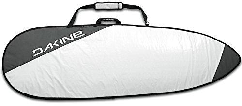 Dakine Daylight Surf Thruster Bag, 7-Feet, White