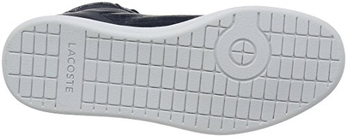Lacoste Carnaby Evo Mid G316 1 - Zapatillas Mujer Blau (NVY/NVY 95K)
