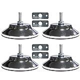 4pcs/set Billiard Table Feet,Universal Adjustable