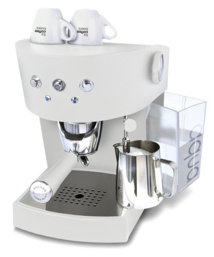 Máquina de café espresso Ascaso Basic para porciones (Ella E.)