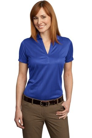 Port Authority Ladies Performance Fine Jacquard Polo. L528 Hyper Blue 3XL