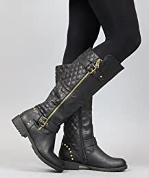 Amazon.com: Moto - Boots / Shoes: Clothing Shoes &amp Jewelry