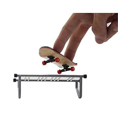RemeeHi Mini Fingerboard Obstacles Skatepark Ramp 1#: Toys & Games