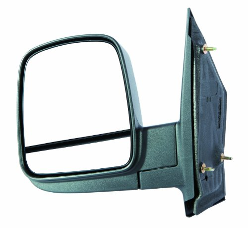 Depo 335-5429L3MF Chevy Express/GMC Savana Driver Side Textured Manual Mirror