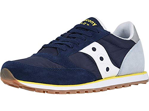 Jazz Low Pro Sneaker, Blue, Size 11.5