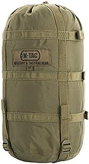M-Tac Nylon Military Compression Bag - Stuff Sack - Travel Camping Hiking Backpacking - M