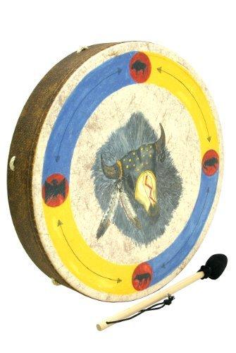 Bundle of Remo Buffalo Drum 22
