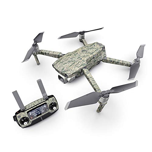 ABU Camo Decal Kit for DJI Mavic 2 Drone - Includes 1 x Drone/Battery Skin + Controller Skin